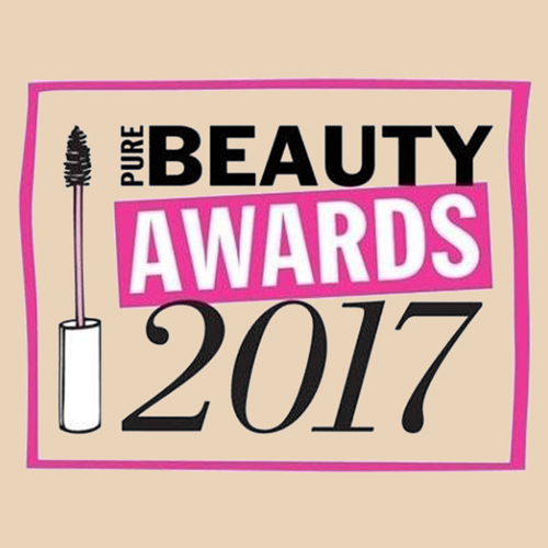 Pure Beauty Awards 2017 official logo.